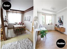 Wohnzimmer Vorher Nachher Vorher Nachher Unser Allround Raum Wohn Projekt Der Mama