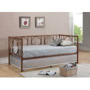 Metal Daybed With Trundle Trundle Day Beds