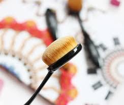 primark ps pro oval blending makeup brushes an affordable