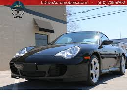 porsche 911 convertible black 2004 porsche 911 996 c4s cabriolet 6spd full lthr sport exhaust