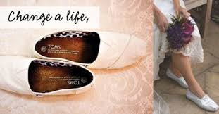 wedding shoes toms toms is wedding shoes would you wear them