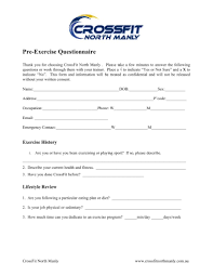 Fashion Stylist Resume Objective Cfnm Pre Exercise Questionnaire Physical Exercise Diabetes