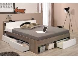 chambre modulable lit debar avec rangements modulable 140 190cm ou 140 200 cm