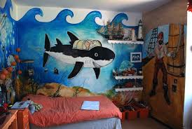 chambre a theme chambre d enfants matthieu capelier