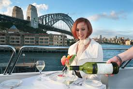 sydney harbor cruises valentines day cruises on sydney harbour magistic cruises
