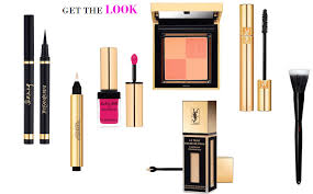 Makeup Ysl a makeup look by yves laurent