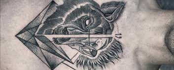 Forearm Wolf - 70 wolf designs for masculine idea inspiration