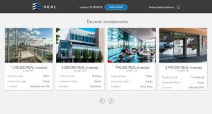 Real Estate Investment Prospectus Template by Real Estate Token Sale