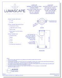 Lumascape Lighting In Grade Lighting Lumascape Caddetails