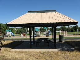 Sheridan Grill Gazebo by Little Dry Creek Park South Suburban Parks And Recreation