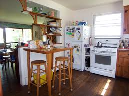 low budget kitchen for weekend house bossy color annie elliott