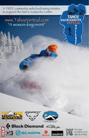 fundraiser alpenglow sports sponsors 3rd annual tahoe backcountry