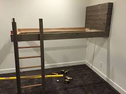Solid Wood Bunk Bed Plans by 73 Best 3 Kids One Room Images On Pinterest Bed Ideas Bunk