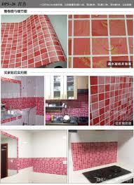 new kitchen bathroom mosaic self adhesive wallpaper top quality