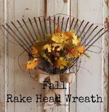 DIY Fall Door Decorations Fall Outdoor Decor
