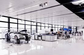 bugatti factory bugatti chiron in pictures 1 evo