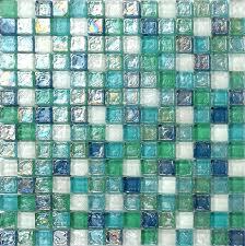 Bad Blau Fliesen Mosaik Mosaikfliese Bad Küche Crystal Muschel Blau Bordüre
