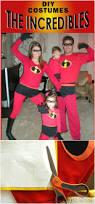 Incredibles Family Halloween Costumes 35 Creative Themed Diy Halloween Costumes Entire