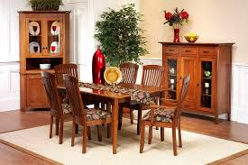the amish home furniture gallery newport shaker dining room furniture