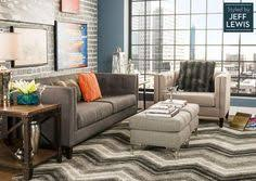 living spaces black friday loric smoke 3 piece sectional w raf chaise living rooms room