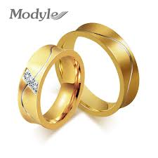 couples wedding rings aliexpress buy modyle new wedding ring for women men