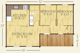 16 x 32 cabin floor plans home pattern the yukon model log home from cabela