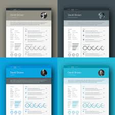 Resume Features Material Resume Template Www Ikono Me