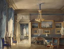 Best  American Greek Revival American Empire Images On - Empire style interior design