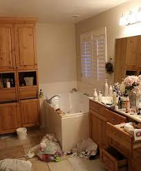 Messy Bathroom 5 Of The Worst Real Estate Photos Of The Week Hooked On Houses
