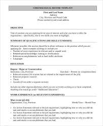 Current Job Resume by Job Resume Template Free 10 Acting Resume Templates Free