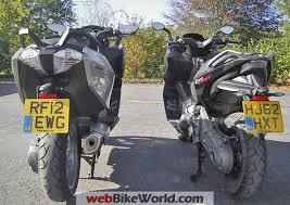 bmw c600 sport review bmw c 650 gt vs c 600 sport webbikeworld