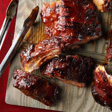 big john u0027s chili rubbed ribs recipe taste of home