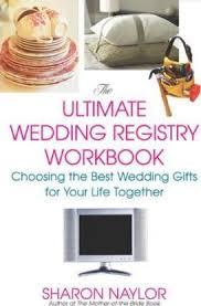 wedding registry book ultimate wedding registry book s naylor 9780806526867