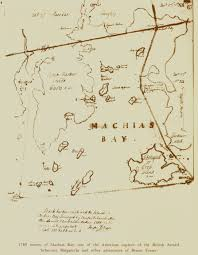 Map Of Maine Cities Timeline Of Maine History 04 The American Revolution Maine An