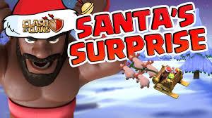 clash of clans hog rider ice wizard 1 gem army boost hog rider event and santa u0027s spell