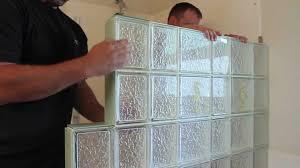 Block Wall Ideas by Beautiful Glass Brick Wall 124 Metro Glass Brick Wall Tiles Myths