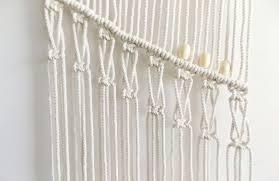 diy macrame wall hanging a pair u0026 a spare