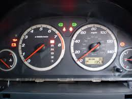 honda crv warning lights dashboard light change help needed for novice civinfo