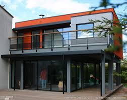 extension maison contemporaine extension et rénovation contemporaine fabienne urvoas côté maison