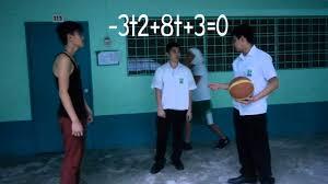 quadratic equations in real life