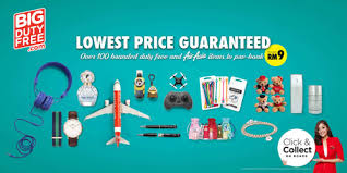lowest price airasia big duty free introduces lowest price guaranteed for