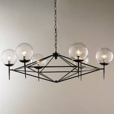 Used Chandeliers For Sale Kichler Armstrong Chandelier 8 Light Natural Brass Midcentury Mid