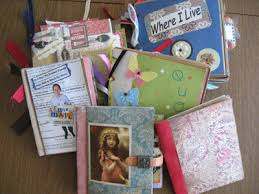 scrapbook photo albums paper bag albums