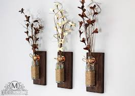 Flower Wall Sconces Sconces Wall Decor Beautiful Metal Flower Wall Sconce Wall Sconces