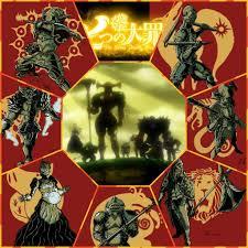 seven deadly sins seven deadly sins anime wallpaper google search anime