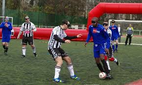 Paralympics Blind Football Adapted Sports Handilifesport