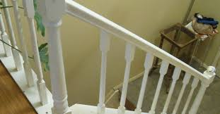 Stripping Paint From Wood Banisters Question On Prepping Painting My Banisters Hometalk