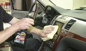 nettoyage si e voiture comment nettoyer sa voiture soi même fiche technique auto