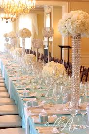 Wedding Breakfast Table Decorations Best 25 Tiffany Blue Centerpieces Ideas On Pinterest Tiffany