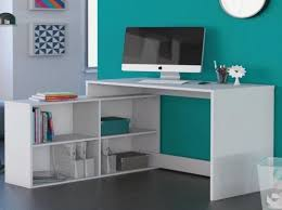 bureau de tendances bureau d angle blanc mulano lestendances fr